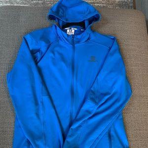 Hoody zip jacket